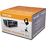 Tascam Trackpack 2x2 Recording Package with Pop