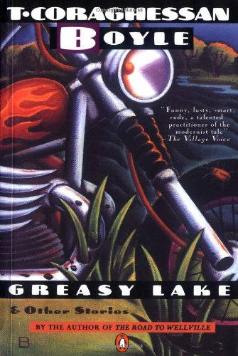irony of greasy lake In the short story essay greasy lake by t coraghessan boyle, a literary devise applied is setting the three different types of setting are physical, historical and geographic.