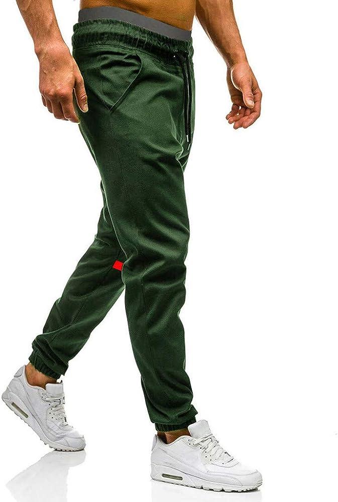 DUJIE PantalóN Chandal Hombre Pantalones Chinos Hombre Hombre ...
