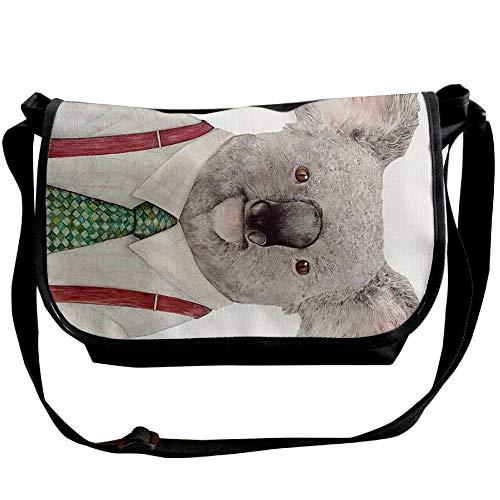 Satchel Firefighter Handbags Fashion Womens Koala Travel Bag Versipacks Black Bag Y8Eqxw4x