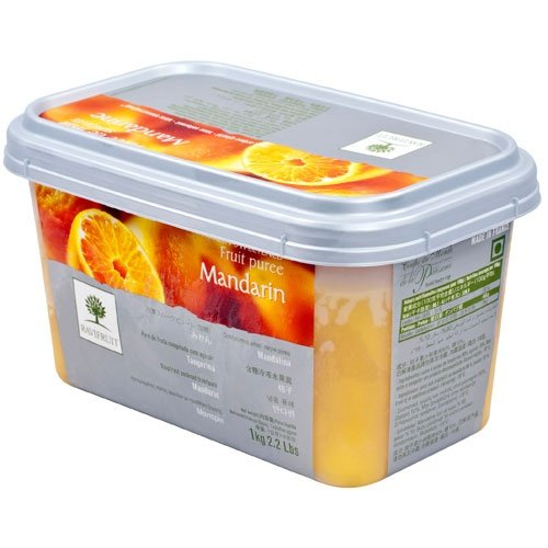 Mandarin Puree - 1 tub - 2.2 lbs by Ravifruit