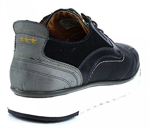 Uomo Pantofola Pantofole nero Nero Doro qwxnfAzTpn