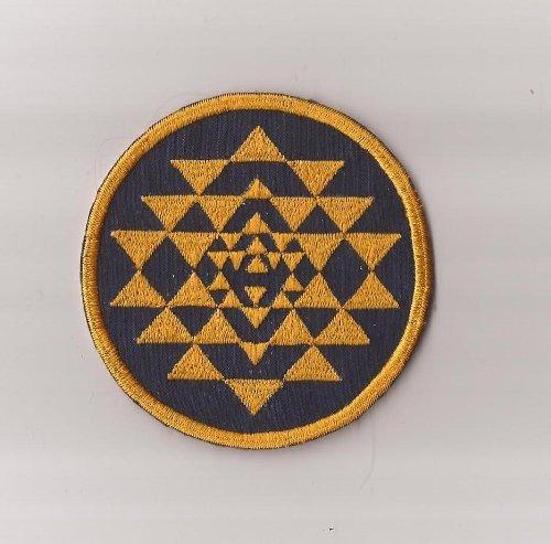 Battlestar Galactica Emblem Patch Prop