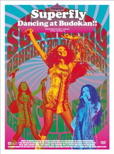 SuperFly / Dancing at Budokan[初回限定版]