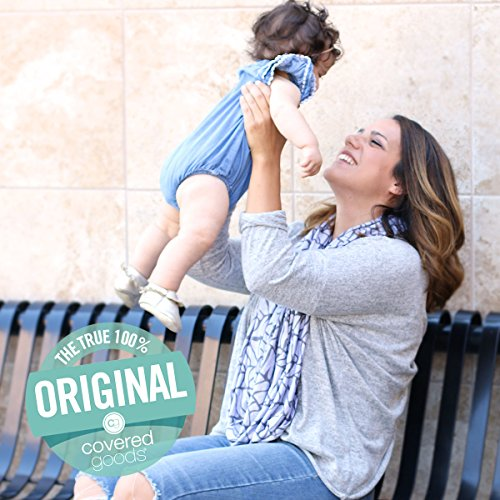 Covered Goods - The Original Multi Use Maternity Breastfeeding Nursing Cover, Infinity Scarf, and Car Seat Cover - Roots by Covered Goods (Image #4)