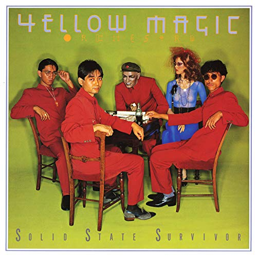 SACD : Yellow Magic Orchestra - Solid State Survivor (Hybrid SACD, Remastered, Japan - Import)