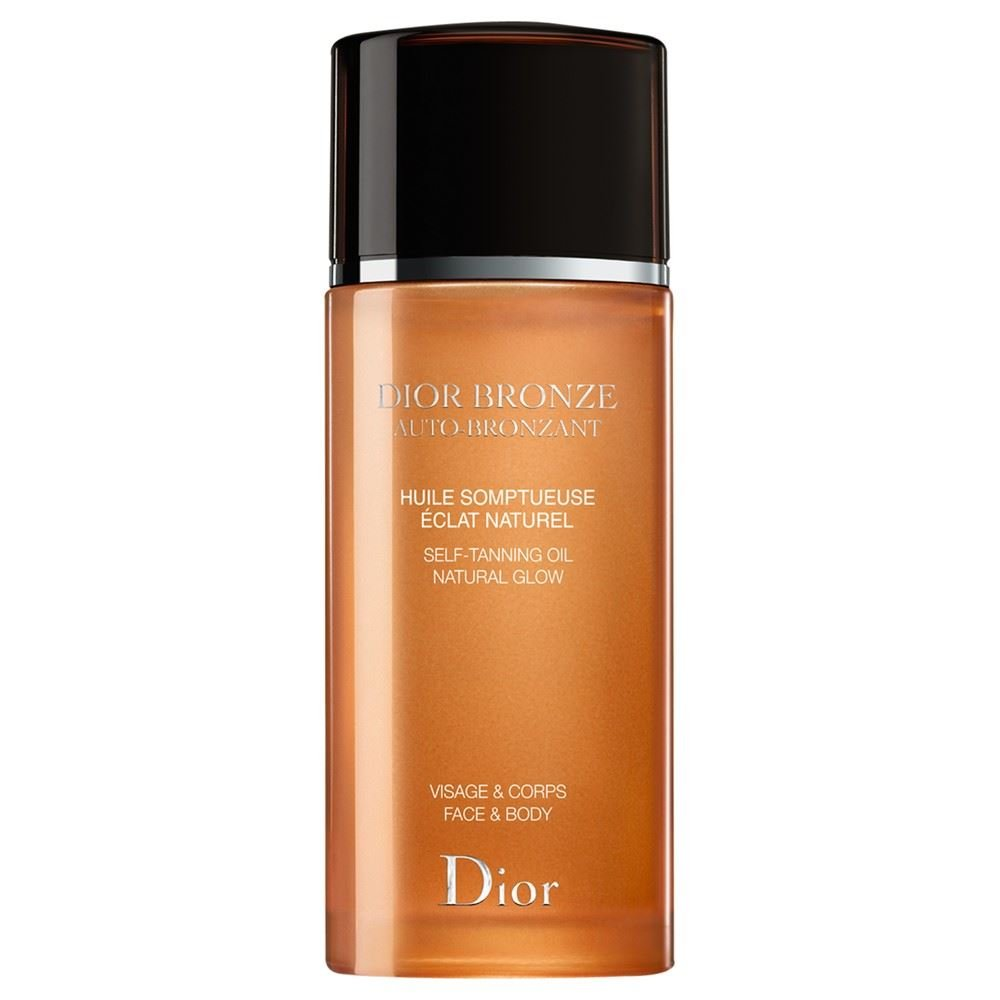 Dior Dior Bronze Self Tanning Oil Natural Glow - Face & Body 100ml