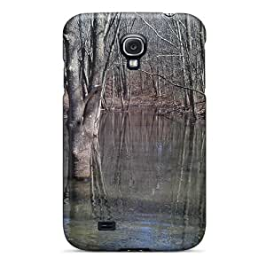 New Design Shatterproof NDitz1511PJYhM Case For Galaxy S4 (too Much Rain)