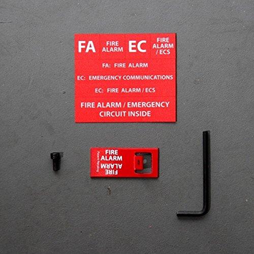 EClips ELOCK-FA, E-Series Fire Lockout Kit