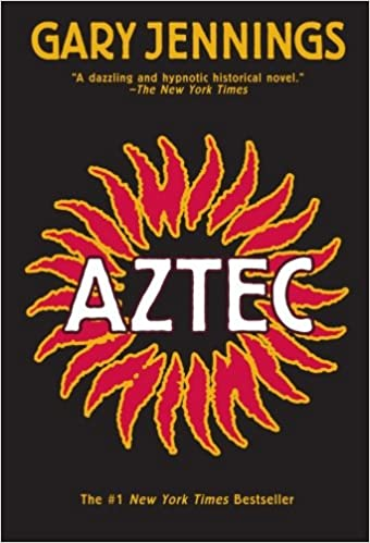 Image result for azteca book first edition
