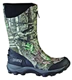 Ranger Pike Collection 13'' Men's Rubber Boots with 2 mm Neoprene Bootie, Realtree AP (R21813N)