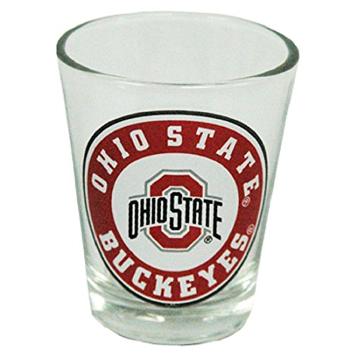 Ohio State Buckeyes Shot Glass - 4