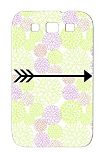 Where Since Symbols Shapes Arrow In Addition To On The Left Dash Further You Right He Black Case Cover For Sumsang Galaxy S3 F1
