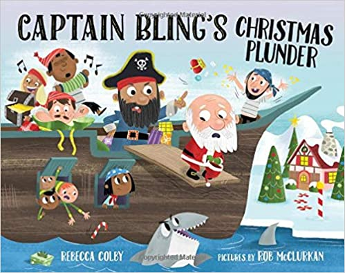 Captain Bling's Christmas Plunder Book Cover