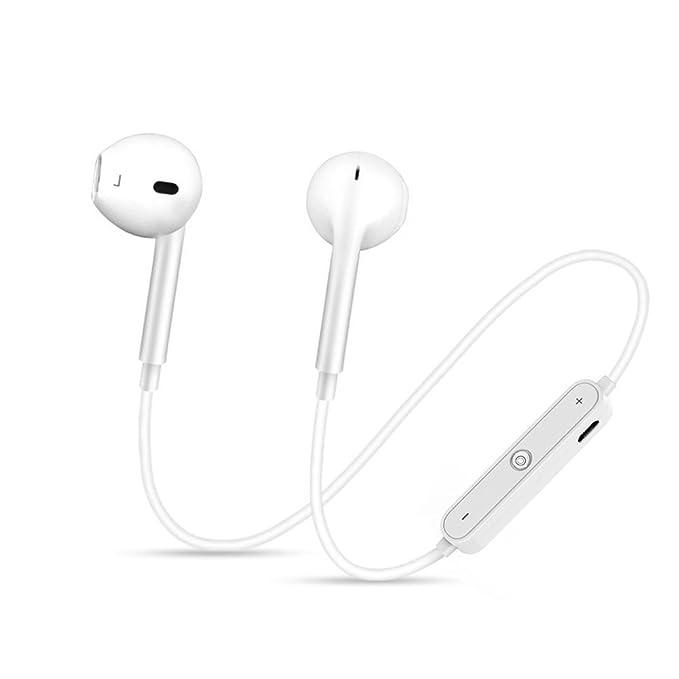 16 opinioni per Cuffie Bluetooth Sport senza fili, Sport Cuffie impermeabili con cancellazione