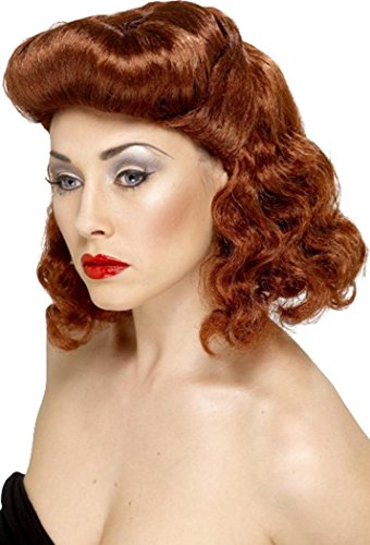 Pin Up Girl Costumes Ebay (Pin Up Girl Wig Costume Accessory)