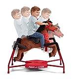 Radio Flyer Chestnut Plush Interactive Riding Horse