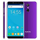 OUKITEL C8 2GB+16GB 5.5 inch Android 7.0 MTK6850A Quad Core up to 1.3GHz WCDMA & GSM (Purple)