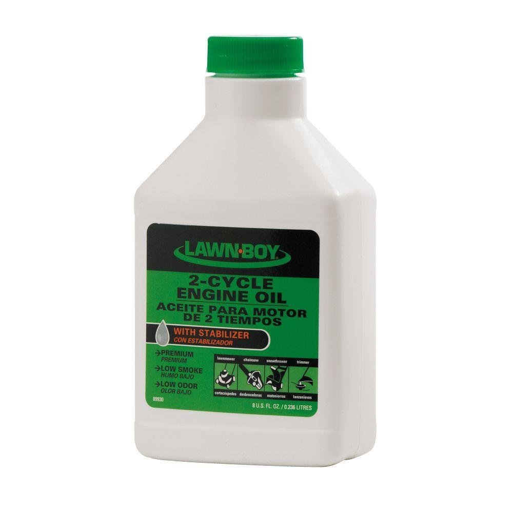 Amazon.com: Lawn-Boy 2-Cycle Oil 8 Oz: Home Improvement