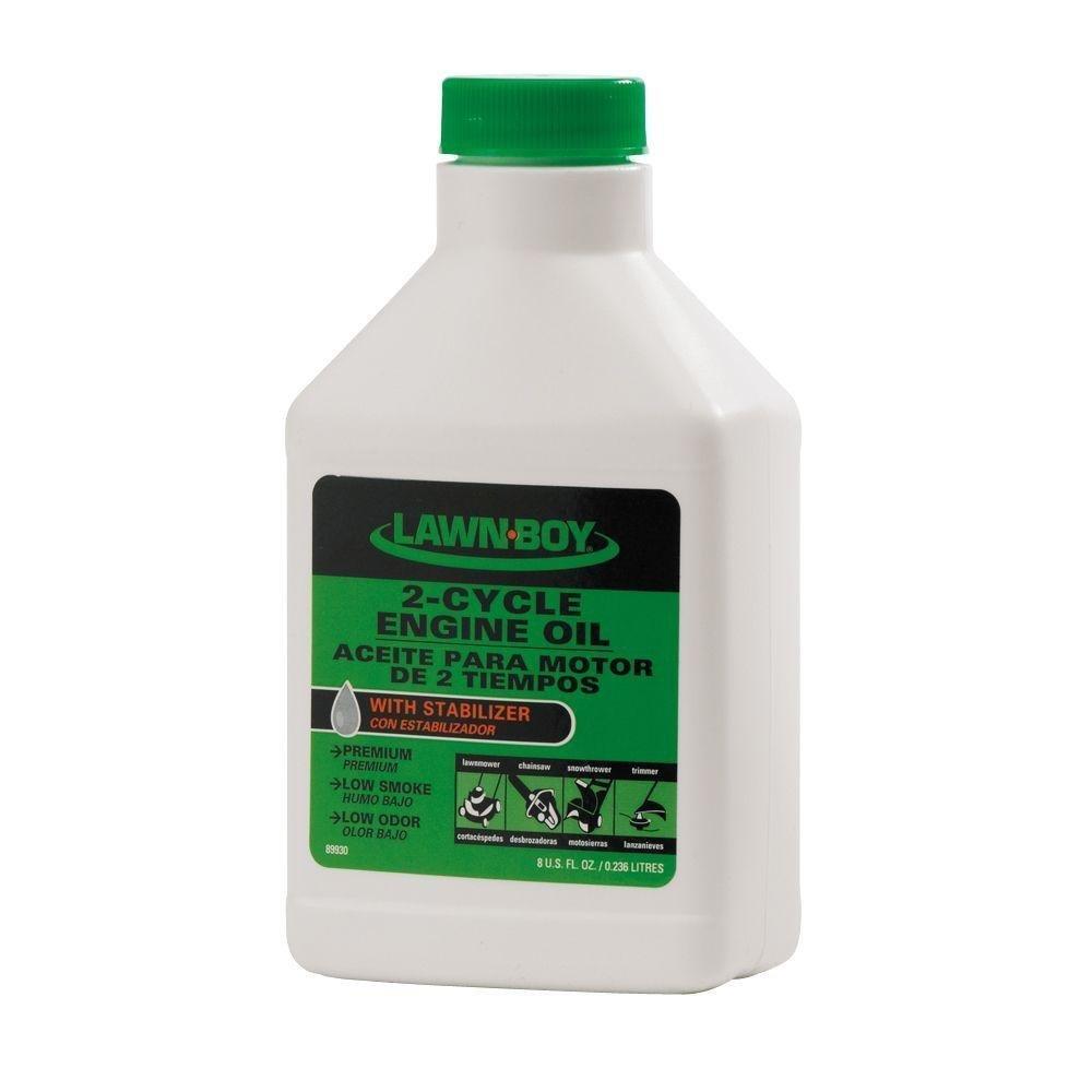 Lawn Boy 89930 8 oz 2 Cycle Engine Oil with Stabilizer - Quantity 40