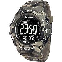 Relógio Masculino X-Games Digital XMPPD488 - Verde/Camuflado