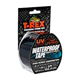 T-Rex 285988 Ferociously Strong Waterproof Tape, 2 inch Wide, Black