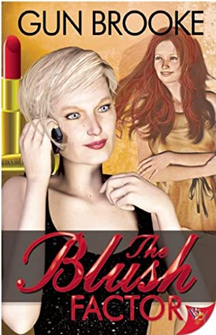 book cover of The Blush Factor