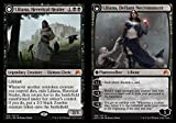 Magic: the Gathering - Liliana, Heretical Healer // Liliana, Defiant Necromancer (106/272) - Origins