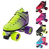 Search : Riedell Skates - Dart Ombré - Quad Roller Speed Skate