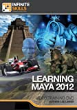 Learning Maya 2012 Training Video for Mac [Download]