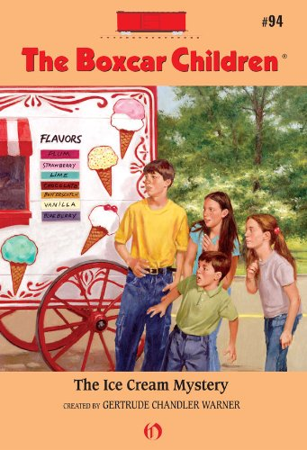 Amazon the ice cream mystery the boxcar children mysteries the ice cream mystery the boxcar children mysteries book 94 by warner fandeluxe Document
