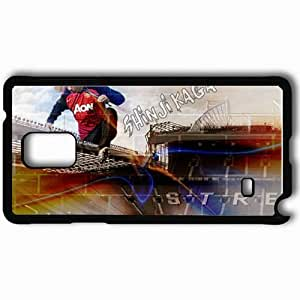 taoyix diy Personalized Samsung Note 4 Cell phone Case/Cover Skin 2013 beautiful shinji kagawa Black
