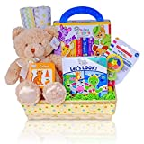 Let's Read Baby Gift Basket