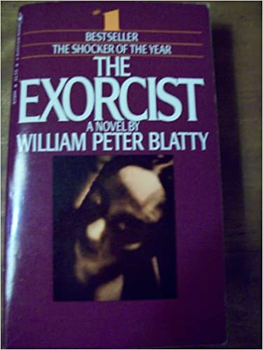 Image result for images of the exorcist book cover