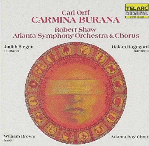 Price comparison product image Orff: Carmina Burana