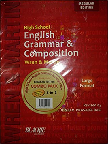 English grammar wren and latest pdf martin edition