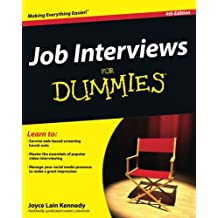 Job Interviews For Dummies
