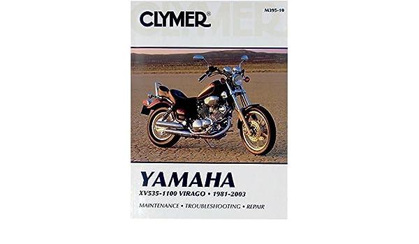 1981 2003 yamaha xv535 xv700 xv750 xv920 xv1000 xv1100 virago workshop repair service manual