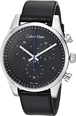 Calvin Klein Mens Steadfast Watch - K8S271C1
