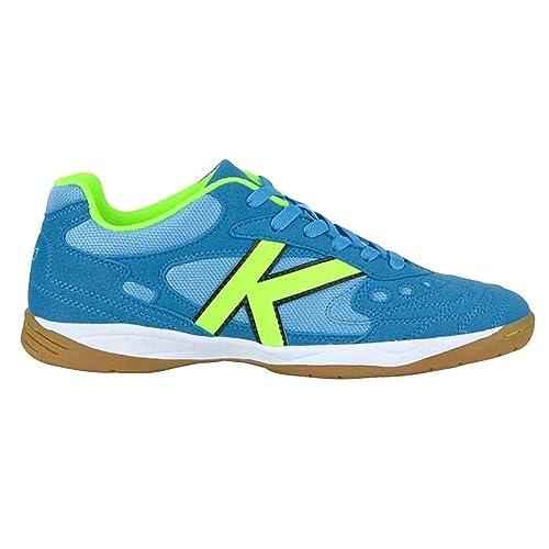 Kelme Indoor Copa, Zapatilla de fútbol Sala, Turquesa: Amazon.es: Zapatos y complementos