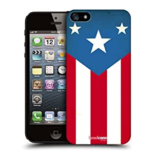 Head Case Designs USA Flag American Pride Hard Back Case Cover for Apple iPhone 5 5s