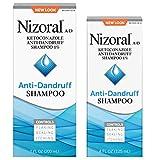 Nizoral Anti-Dandruff Shampoo 11oz Value Bundle