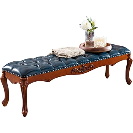 Awesome Amazon Com Star Life American Solid Wood Bench Home Bedroom Gmtry Best Dining Table And Chair Ideas Images Gmtryco