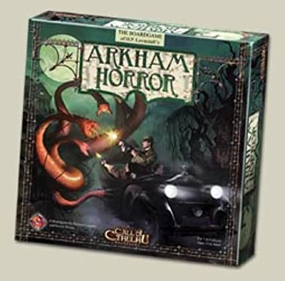Arkham Horror from Fantasy Flight Games