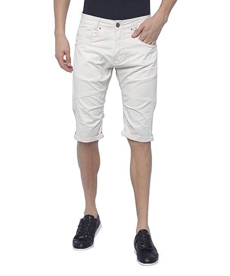 5bca7896a9 883 Police Mitzi Shorts Pale Blue: Amazon.co.uk: Clothing