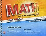 Glencoe Math Common Core, Course 1 Volume 2, Teacher s Edition