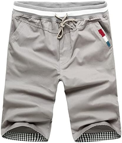 WDDGPZ Pantalones Cortos De Playa/Hombre Casual Beach Shorts ...