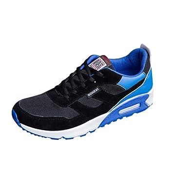 WWricotta LuckyGirls Zapatillas de Correr Hombre Color de Hechizo Casual Cómodas Calzado Deporte Zapatos Planos Informales Bambas de Running Deportivas: ...