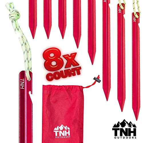 TNH Outdoors Aluminum Tri-Beam Stakes