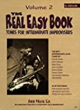 The Real Easy Book, Vol. 2: Tunes for Intermediate Improvisers (B-flat version)